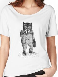 Cat - Boy Women's Relaxed Fit T-Shirt