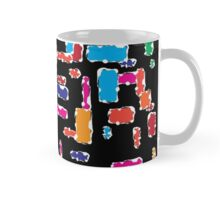 Colorful geometric vector abstraction Mug