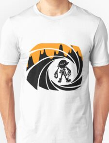James Bond Splatoon Unisex T-Shirt