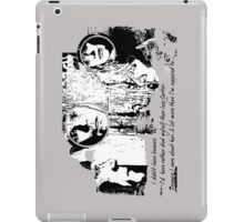 Force shield iPad Case/Skin