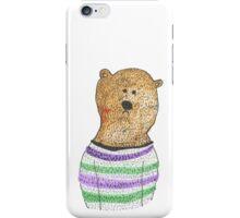 Hipster Bear iPhone Case/Skin