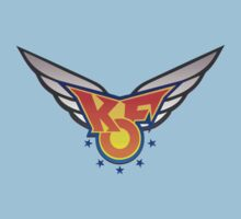 King of Fighters 96 logo (vector) by kebuenowilly