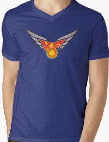 King of Fighters 96 logo (vector) Mens V-Neck T-Shirt