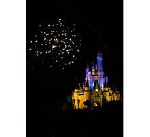 Be Our Guest Photographic Print