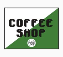 Amsterdam coffee shop geek funny nerd by idulzul
