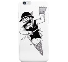Ice-Groom Webbed iPhone Case/Skin