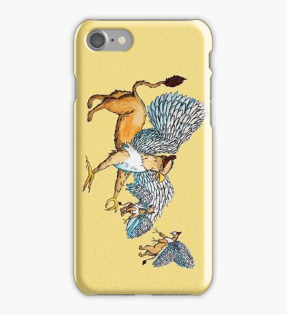 Griffins Family iPhone Case/Skin