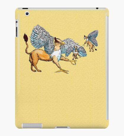 Griffins Family iPad Case/Skin
