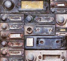 old doorbells by siloto