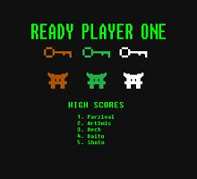 Ready Player One 8-Bit Game High Five Unisex T-Shirt