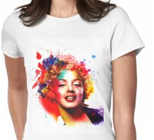 """Marilyn"" Womens Fitted T-Shirt"