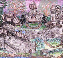 Castle In My Eye by Jessica O'Gorek
