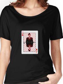 gotham Women's Relaxed Fit T-Shirt