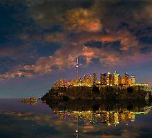 Toronto Island by Igor Zenin
