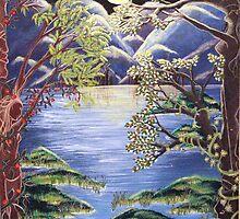 My Third Eye Paradise by Jessica O'Gorek