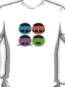 Barber shop quartet geek funny nerd T-Shirt