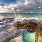 Emerald Pools Noosa by Adam Gormley