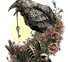 The Corvid Key by WOLFSKULLJACK