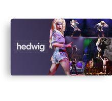 Darren Is Hedwig Canvas Print