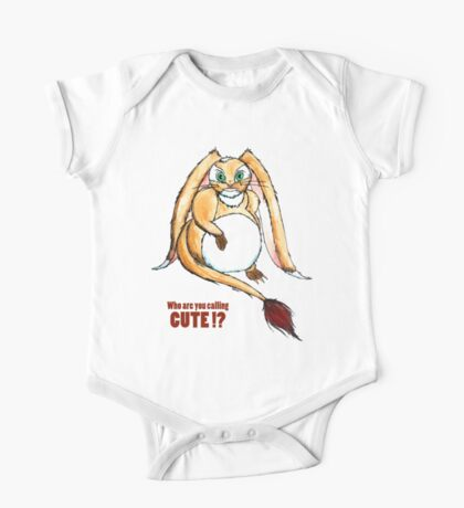 Who are you calling CUTE !? Kids Clothes
