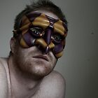 self portrait 3 by Kent Tisher