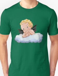 Even angels have teeth...  T-Shirt