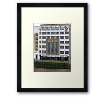 London Deco: Hays Wharf/St Olaf House 1 Framed Print