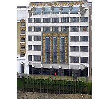 London Deco: Hays Wharf/St Olaf House 1 Photographic Print