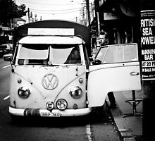 VW Kombi by David Sundstrom