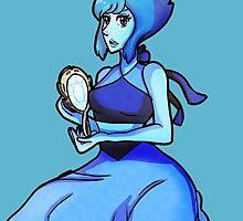 Steven Universe- Lapis Lazuli by AJWhereArtThou
