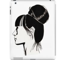 Françoise iPad Case/Skin