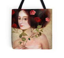 Der Blumenstrauss Tote Bag