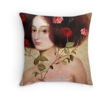 Der Blumenstrauss Throw Pillow