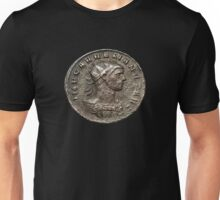 Ancient Roman Coin - Aurelian Unisex T-Shirt
