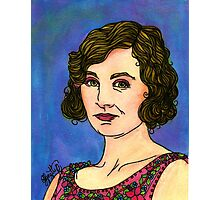 Lady Edith Photographic Print