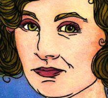 Lady Edith Sticker