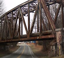 Railroad Trestle by BCallahan