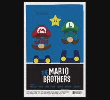 THE MARIO BROTHERS by leidemera
