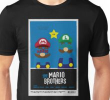 THE MARIO BROTHERS Unisex T-Shirt