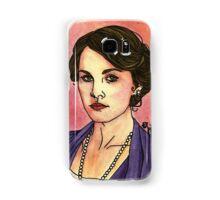 Lady Mary Samsung Galaxy Case/Skin
