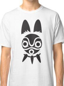 San's Mask (Princess Mononoke) Classic T-Shirt