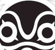 San's Mask (Princess Mononoke) Sticker
