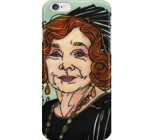 Martha Levinson iPhone Case/Skin