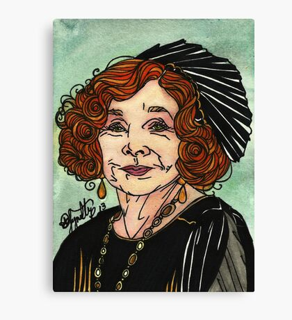 Martha Levinson Canvas Print