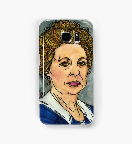 Isobel Crawley Samsung Galaxy Case/Skin
