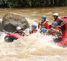 entered the rapids by zaki  adam zakaria alhakim