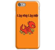 Chibi Smaug iPhone Case/Skin
