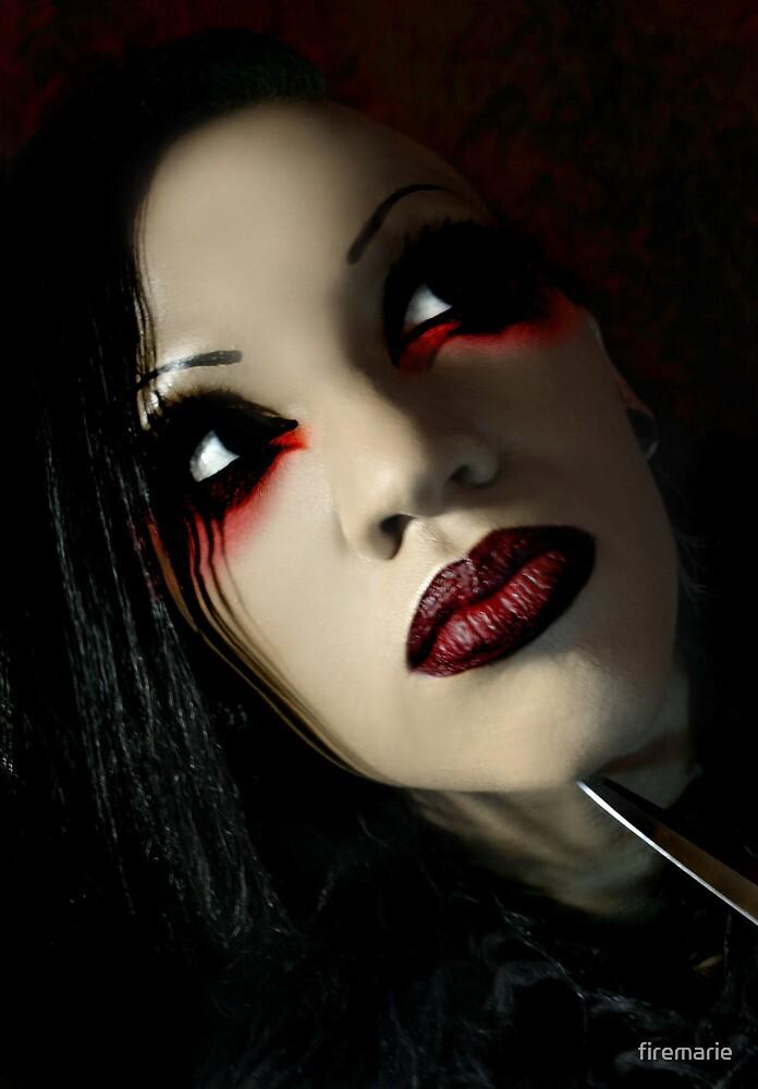 Knife by Lividly Vivid