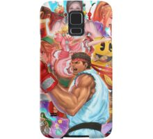 Ryu smash 4 Samsung Galaxy Case/Skin