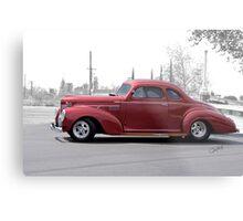 1939 Chrysler 'Royal' Coupe Metal Print